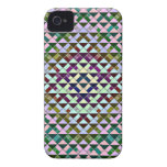 Triangles Rotated Inverted Blackberry Bold Case