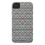 Triangles Rotated Inverted Small Blackberry Cases