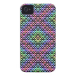 Triangles Rotated Small Blackberry Bold Covers
