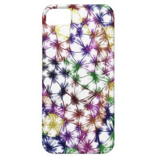 Triangular Colours iPhone 5 Cover