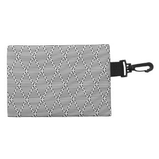 Triangular Maze Accessories Bags