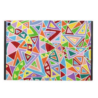 Triangulation Case For iPad Air
