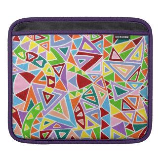 Triangulation iPad Sleeves