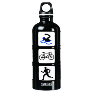 Triathlete Events Logo Water Bottle