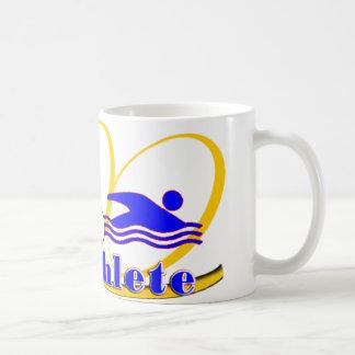 Triathlete - Run Bike Swim Coffee Mugs