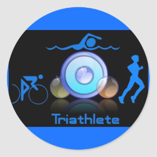 TRIATHLETE STICKERS