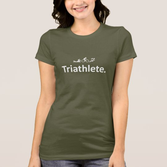 Triathlete (WI) T-Shirt