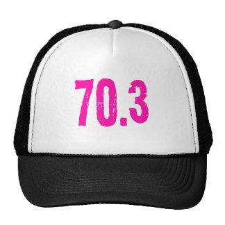 triathlon 70.3 cap