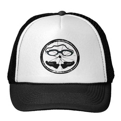 Triathlon cool artistic design hats