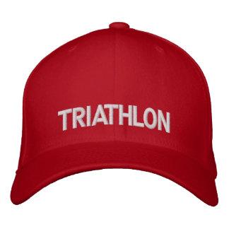 Triathlon Embroidered Cap ... aaaagasdfgdfgdsf