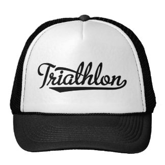 triathlon mesh hat