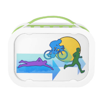 Triathlon Lunch Box