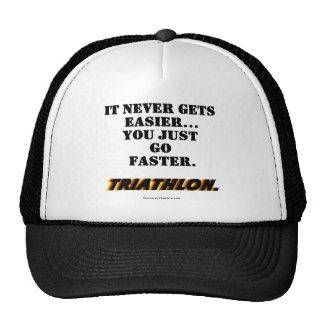 Triathlon T Shirt 1 Hats
