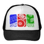 Triathlon TRI Color Blocks Hat
