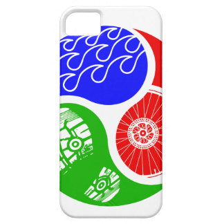 Triathlon TRI Yin Yang Case For The iPhone 5