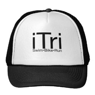 Triathlon Wear Cap