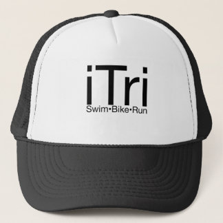 Triathlon Wear Trucker Hat