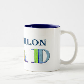 TriathlonDad Coffee Mugs