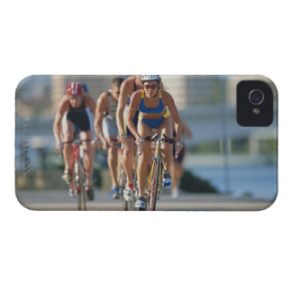 Triathloners Cycling 2 Case-Mate iPhone 4 Case