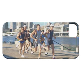 Triathloners Running 3 iPhone 5 Case