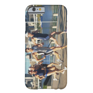 Triathloners Running Barely There iPhone 6 Case