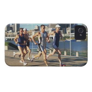 Triathloners Running Case-Mate iPhone 4 Case