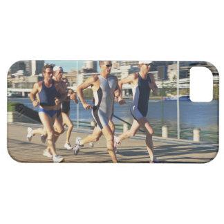 Triathloners Running iPhone 5 Cover