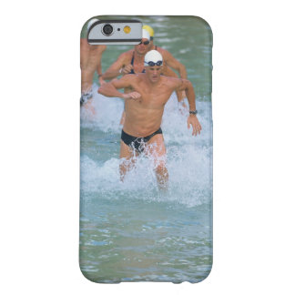Triathloners Running out of Water 2 Barely There iPhone 6 Case