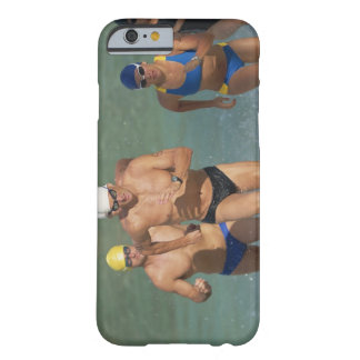 Triathloners Running out of Water 3 Barely There iPhone 6 Case