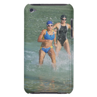 Triathloners Running out of Water Barely There iPod Covers