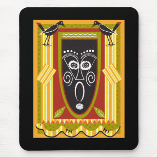 tribal2 mouse mat