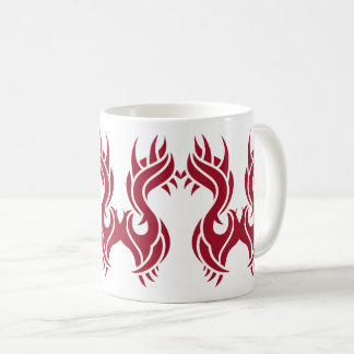 Tribal 10 coffee mug