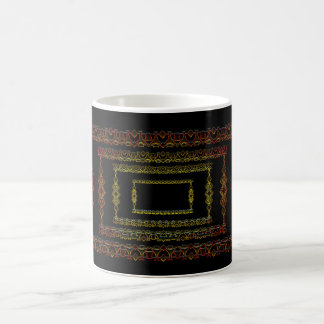 Tribal abstract. coffee mug