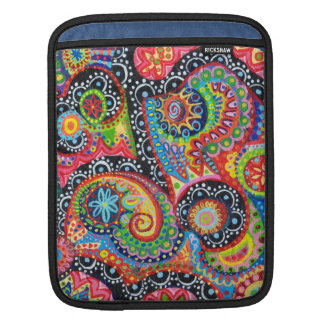 Tribal Abstract iPad Sleeve