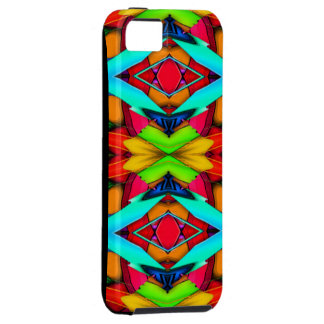 Tribal Abstract -  iPhone5 Case - SRF Case For The iPhone 5