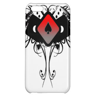 tribal ace of spade phone case case for iPhone 5C