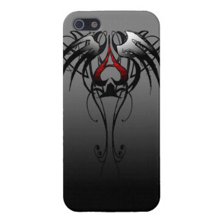 tribal ace of spade phone case iPhone 5/5S covers