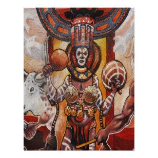 Tribal Affair Custom Flyer