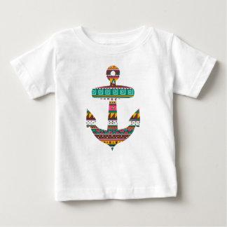 Tribal Anchor Baby T-Shirt