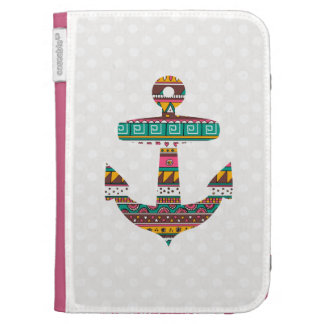 Tribal Anchor Case For Kindle