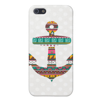 Tribal Anchor iPhone 5/5S Case