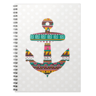 Tribal Anchor Notebooks