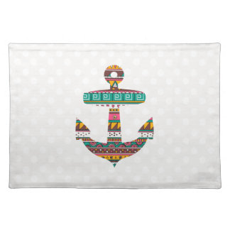 Tribal Anchor Placemat