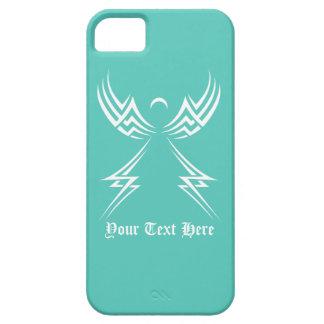 Tribal Angel custom iPhone case