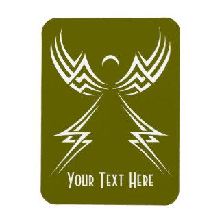 Tribal Angel custom magnet