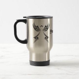 Tribal Angel custom mug - choose style