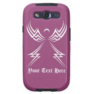 Tribal Angel custom Samsung case
