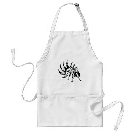 tribal apron