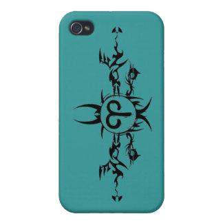 Tribal Aries iPhone 4 Case