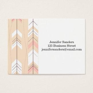 Tribal Arrows Business Card